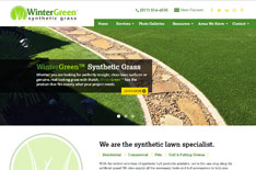 WinterGreen Synthetic Grass
